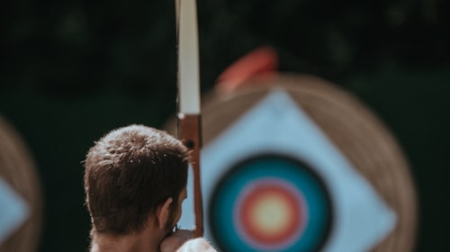 Breathing, Thinking, And A Bow And Arrow