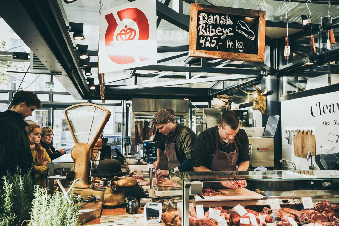 Copenhagen Meat Packers