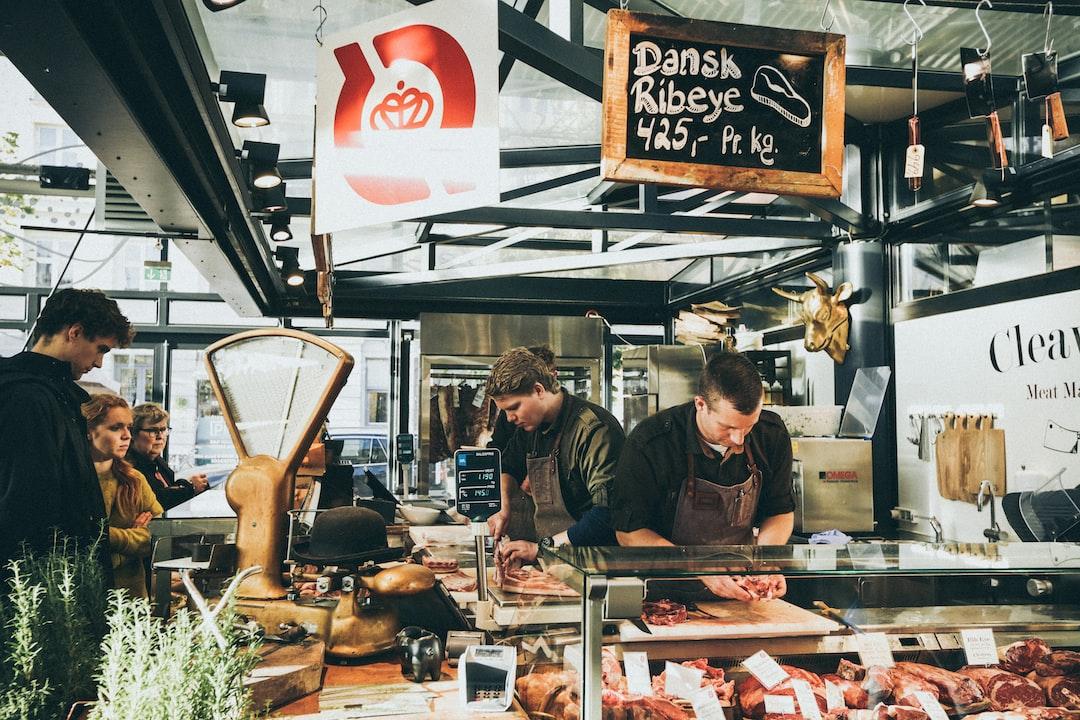 Copenhagen Meat Packers