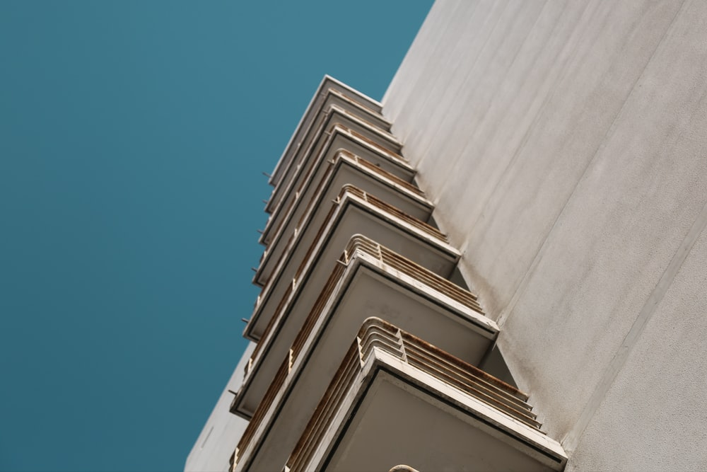 structural shot of building during daytime