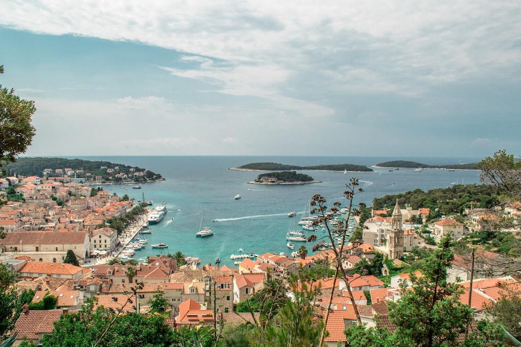Hvar Island in Croatia, Best places to visit in Croatia in June