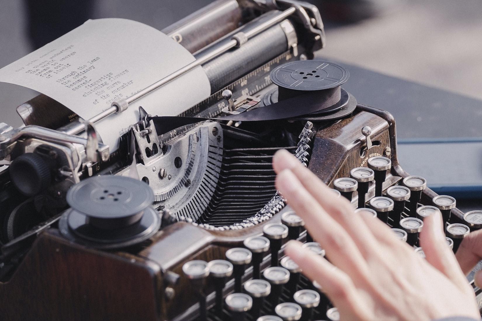 Alex Chung undefined My Typewriter App