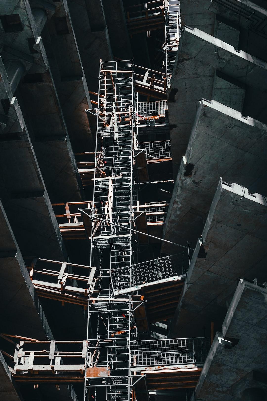 Structure under construction