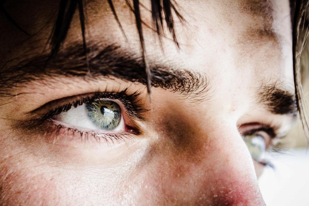 man-eyes-close-up