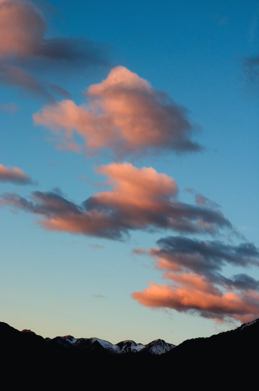 orange and black Columbus clouds