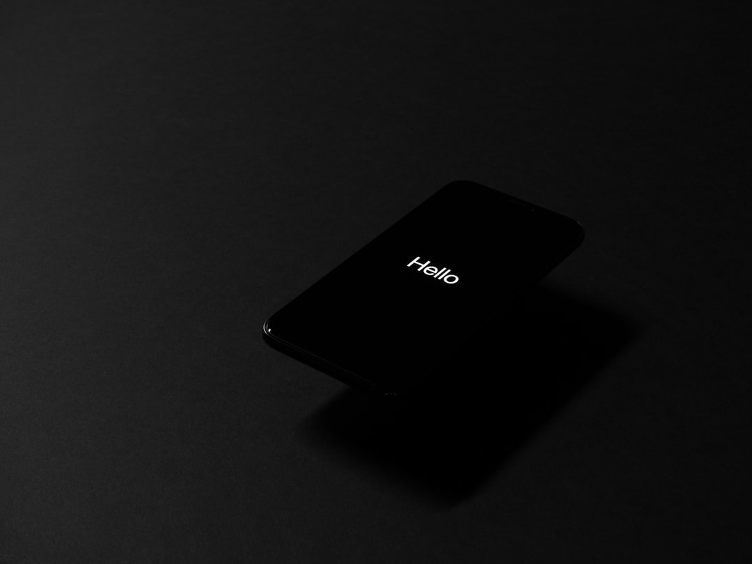 https://www.behance.net/gallery/58951845/Hello-Ten  – Playing on the classic Apple tagline, displayed on my first iPhone.  The dark background highlights the perfect blacks of the OLED screen.  Shot with a point&shoot camera.