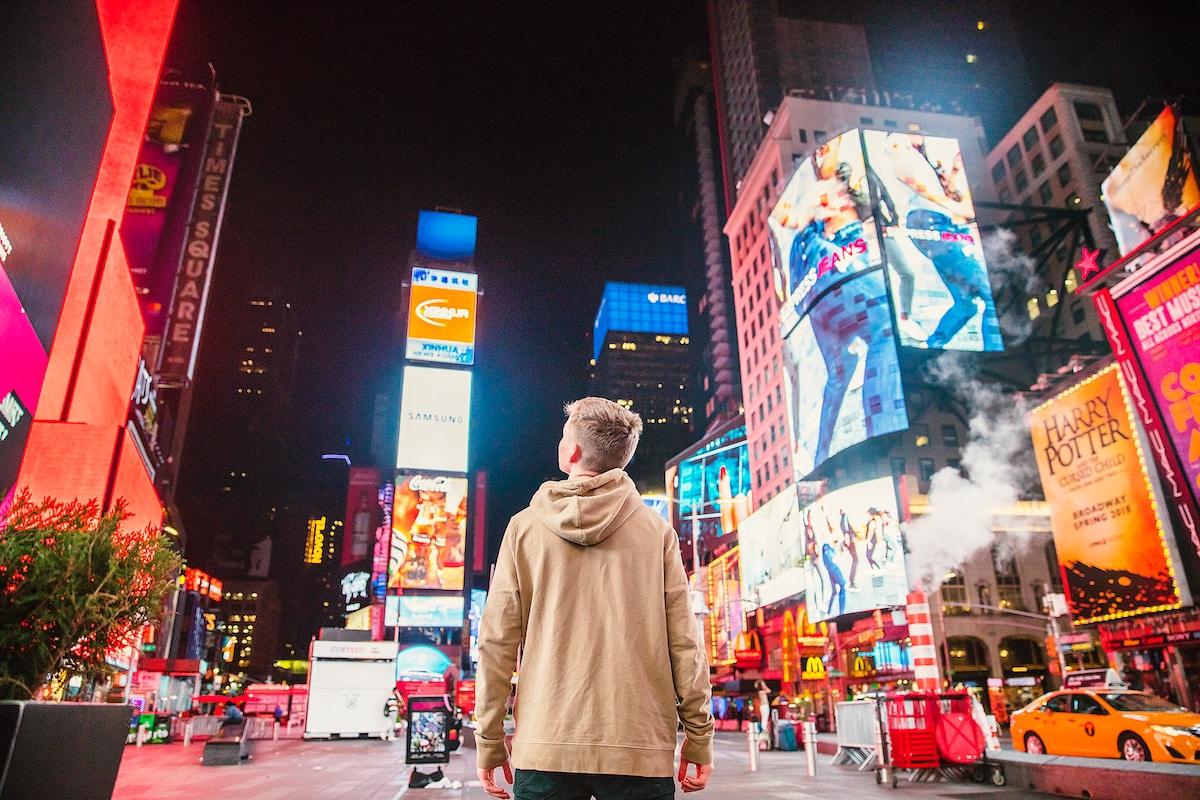 Курс английского в Нью-Йорке