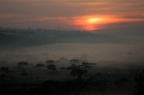 ルワンダ キナジウォッシングステーション