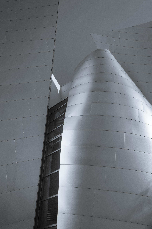 gray architectural design