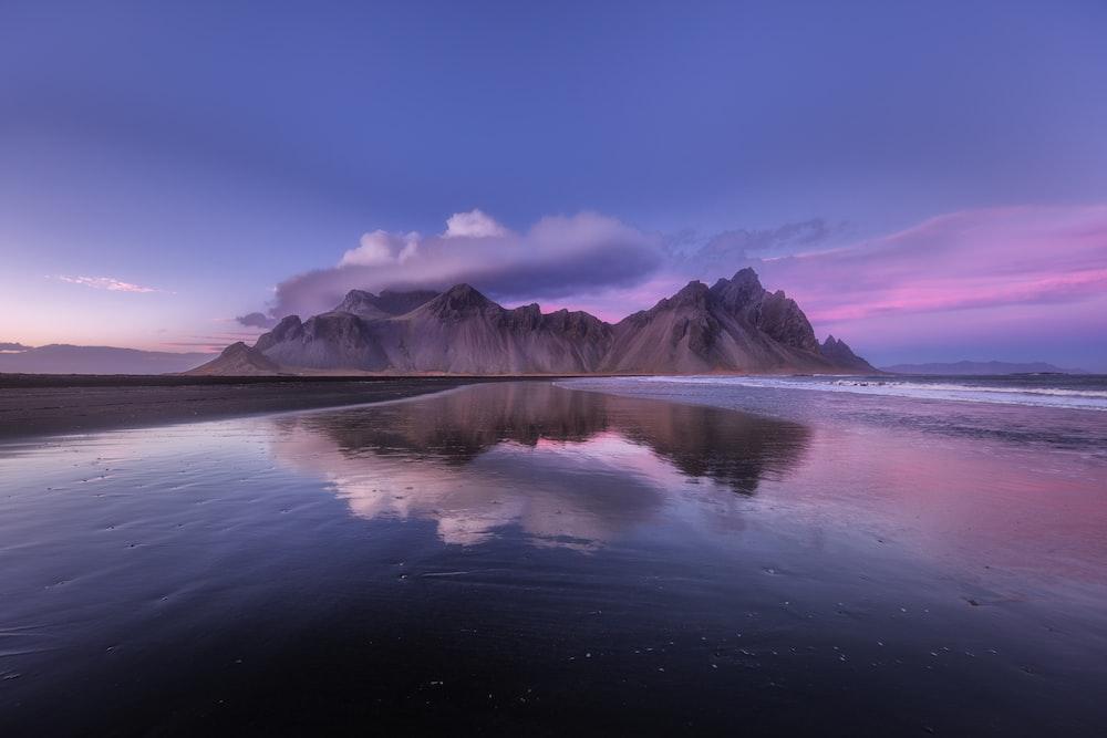 photo of mountain