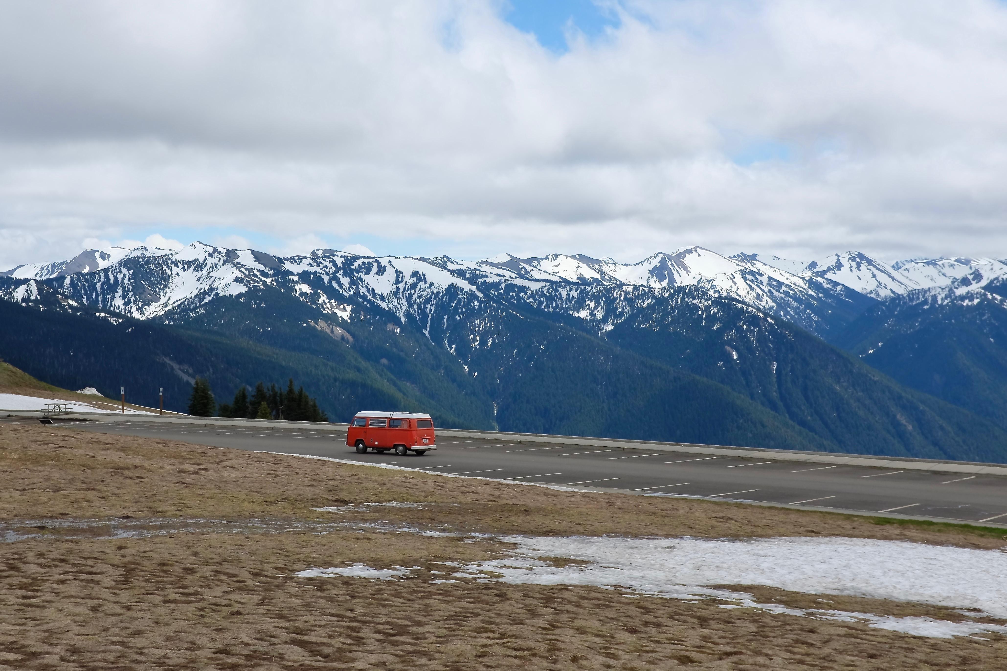 Campervan and Motorhomes