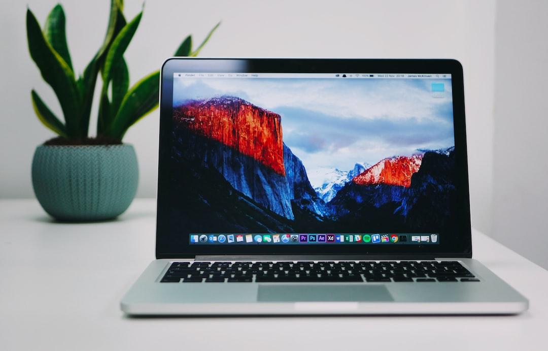 Mac OS X 螢幕截圖以及進階設定