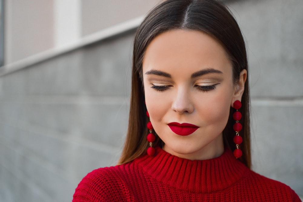 matte lipsticks are long lasting.