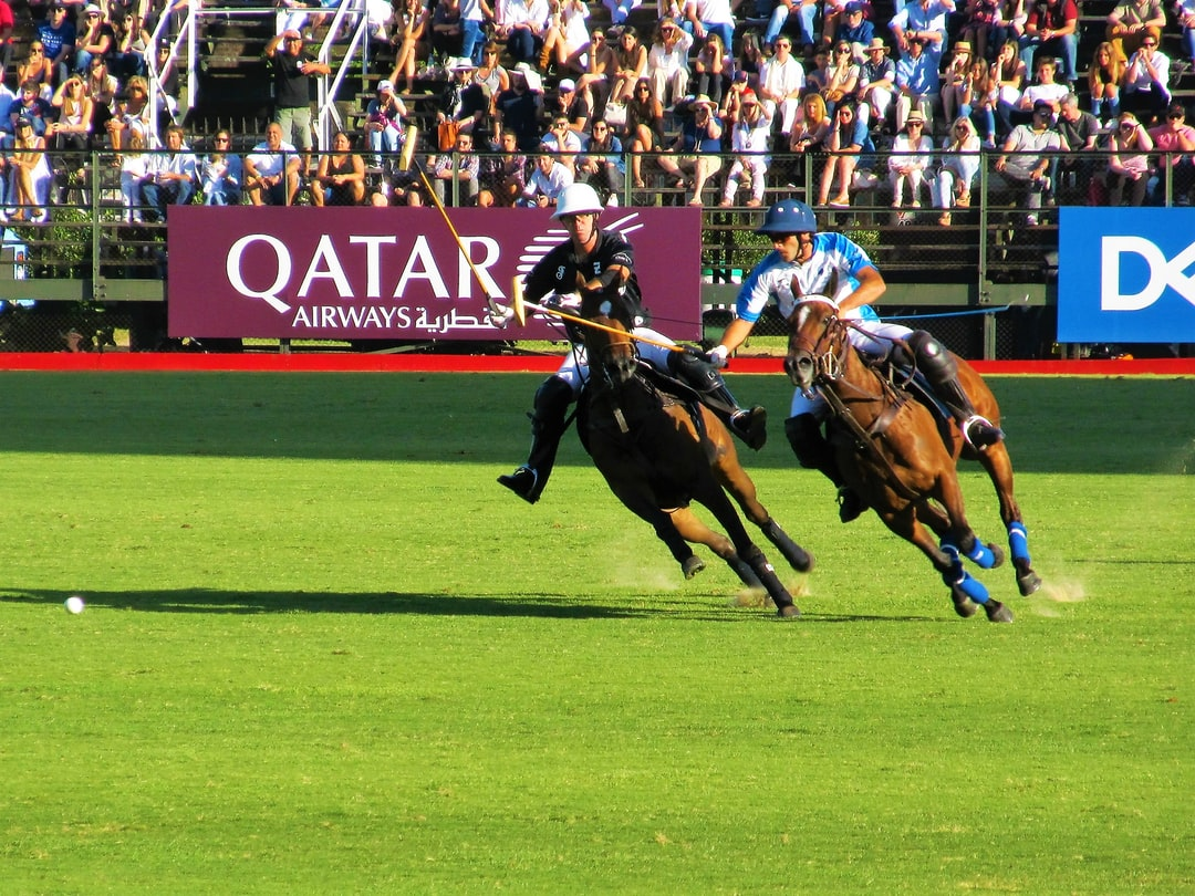 My country, Argentina, has the best polo in the world.