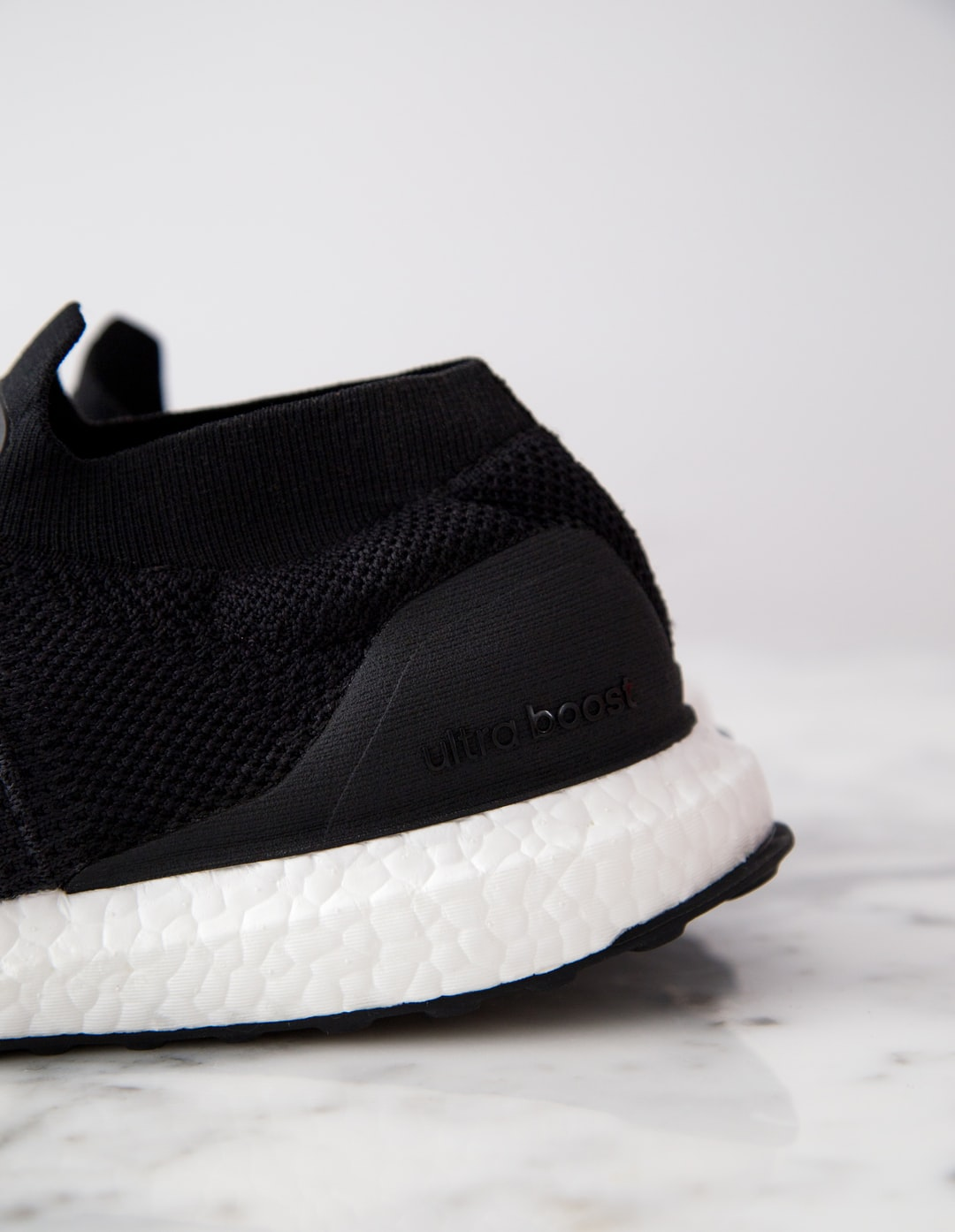 adidas UltraBoost Laceless Shoes in Black