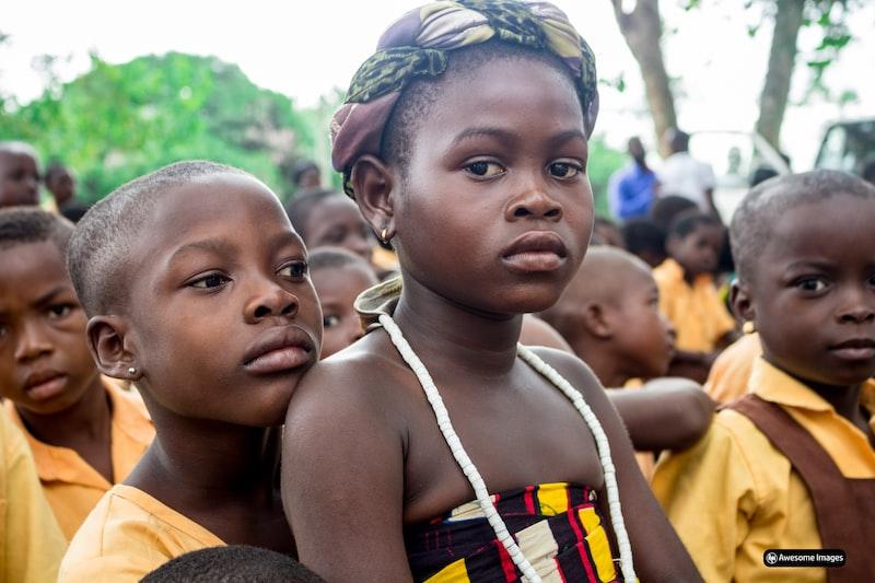 【讀書會】瞎掰功夫之練習---非洲小孩需要你的玩具