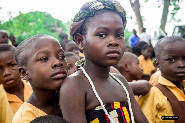 Female Genital Mutilation — a problem society chooses to ignore