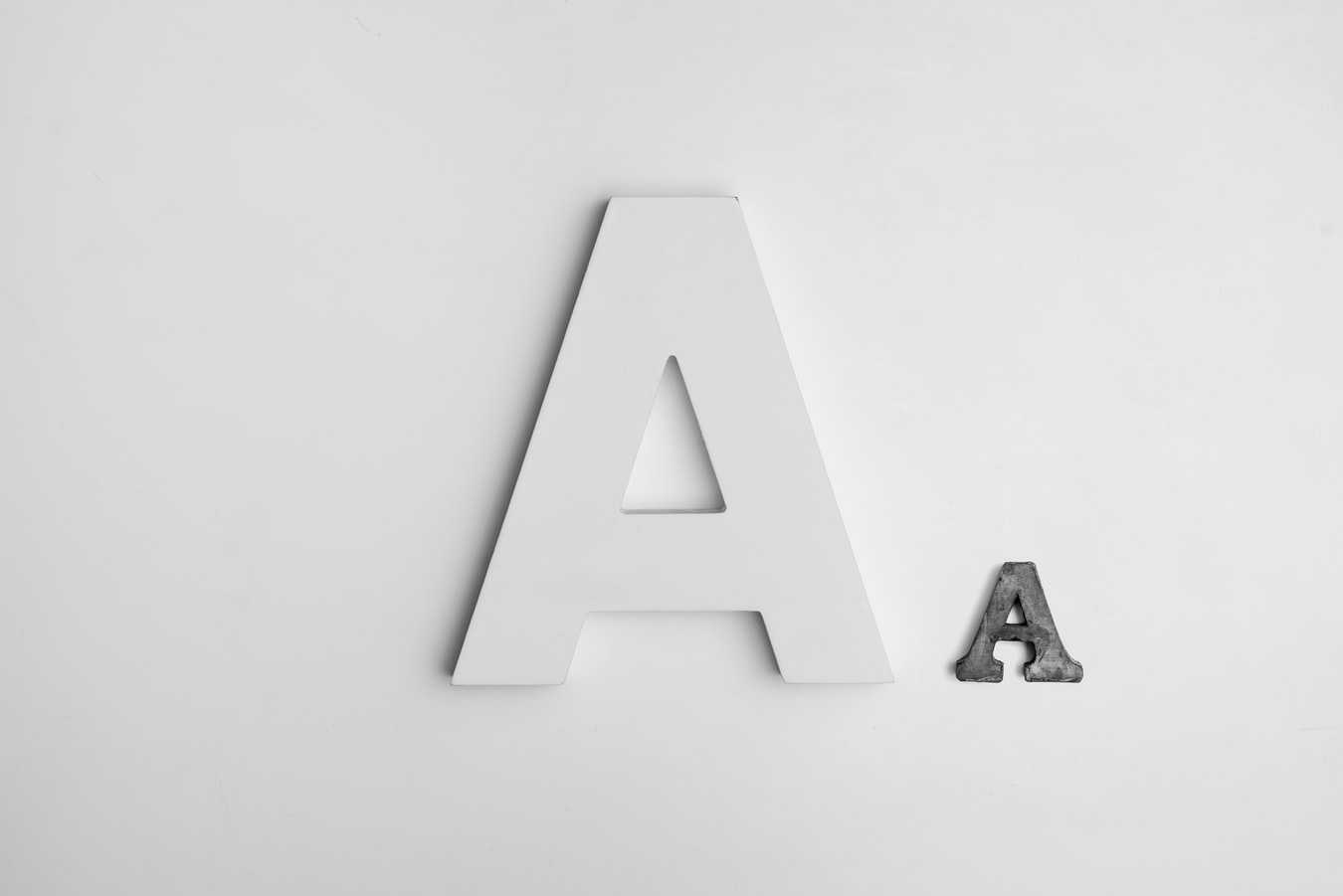 białe tło w fotografii