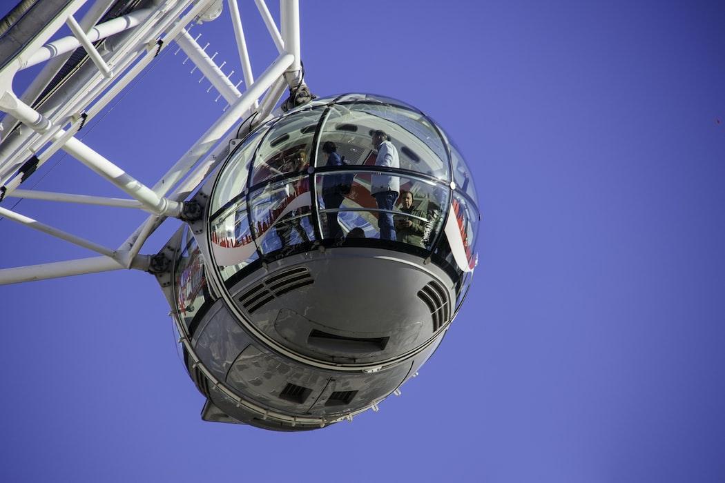 The London Eye Capsule