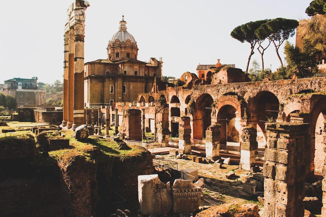 Archaeological forum