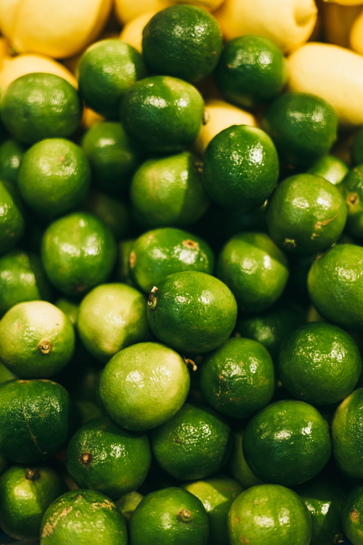 green citrus lot
