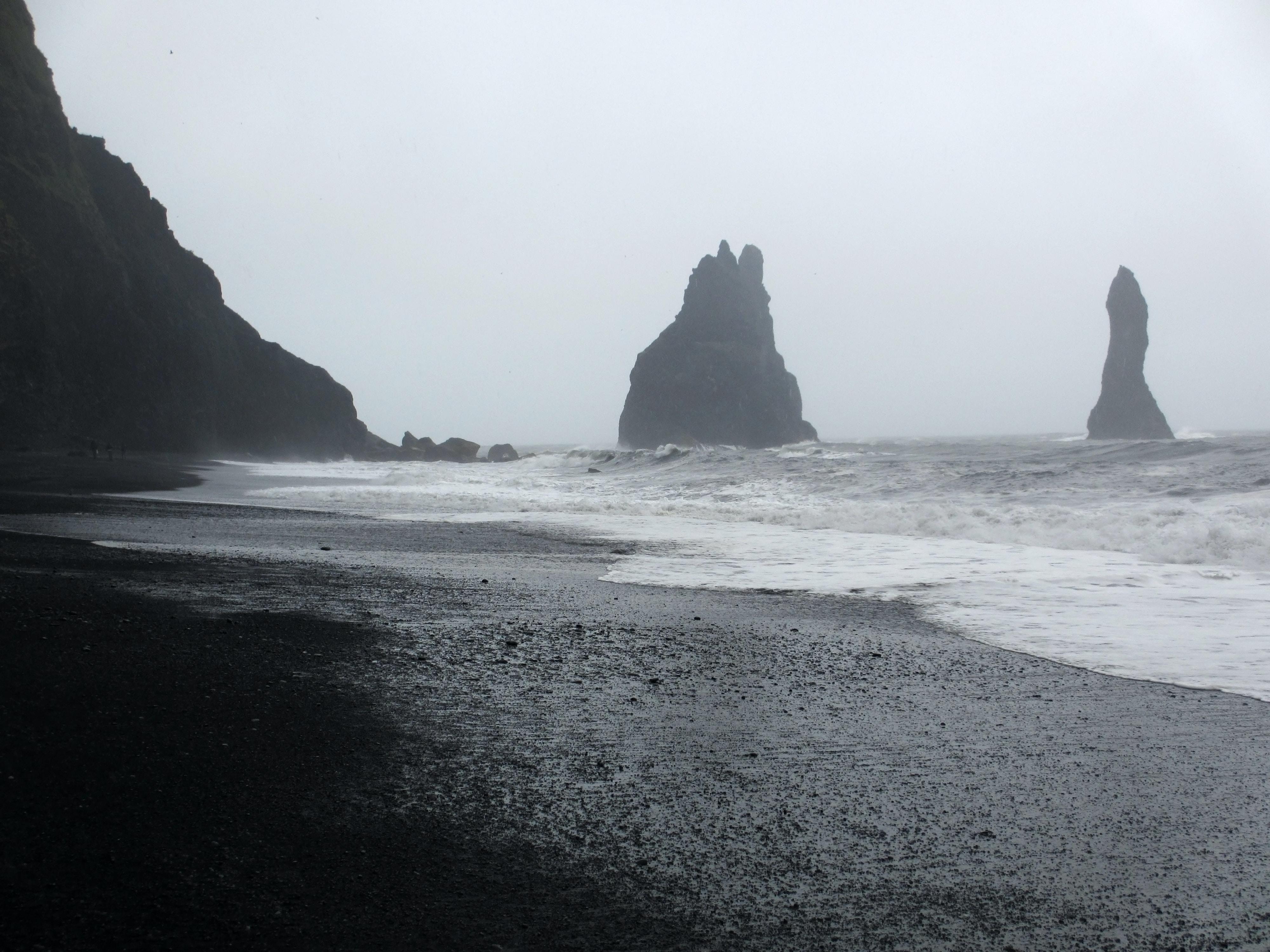 scenery of ocean