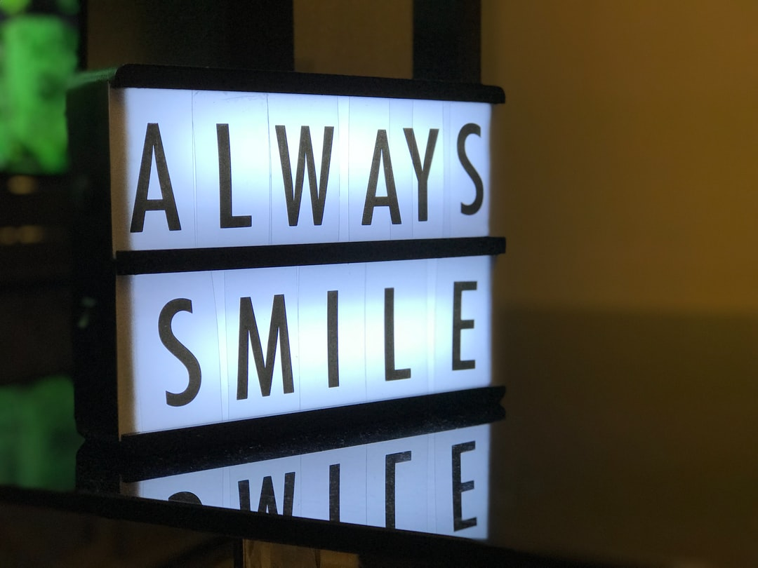 Remember smile everyday