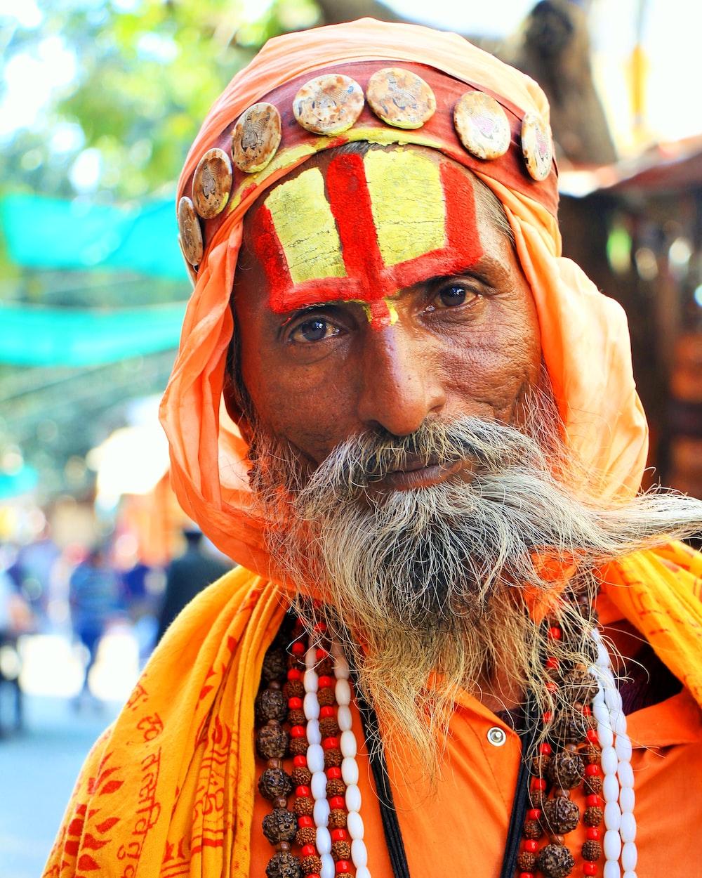 men's traditional man during daytime