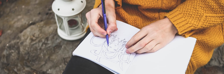 The Best Drawing Idea Generator To Practice Drawing And