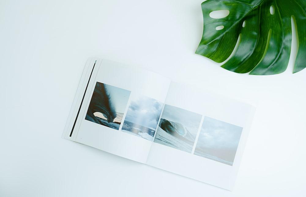 sea wave photo