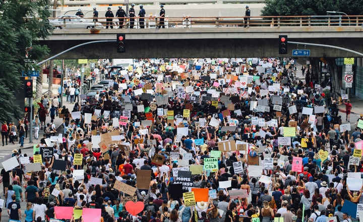 Are Protests Acts of Communication?