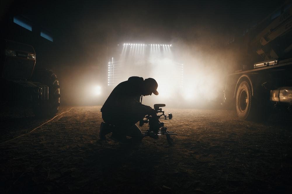 video man