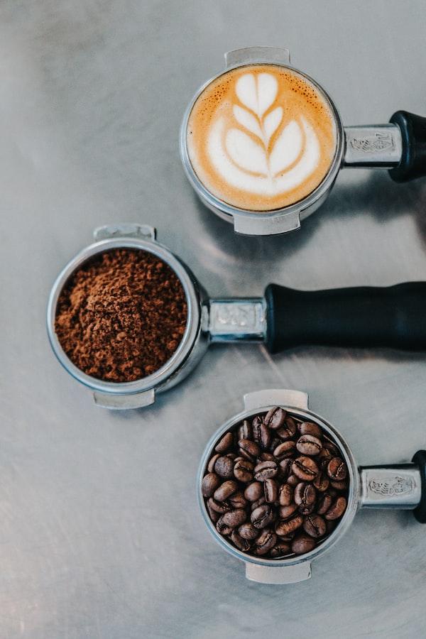 Välj en kaffemaskin