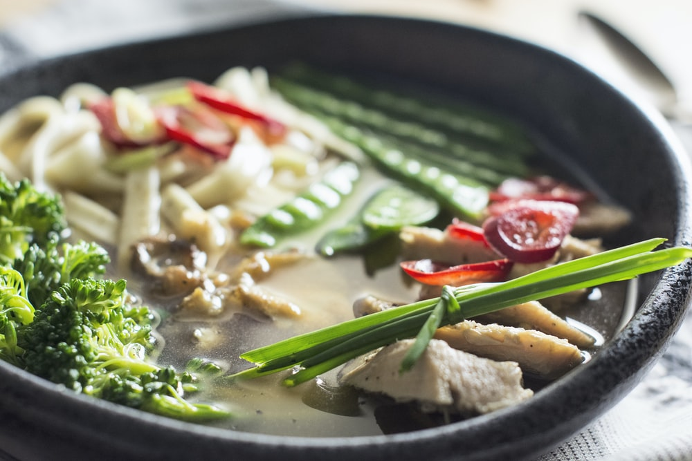 Healthy Asian Recipes For Staying Fit
