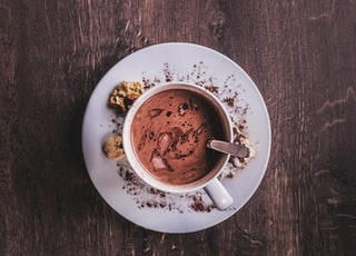 Chocolate coffee