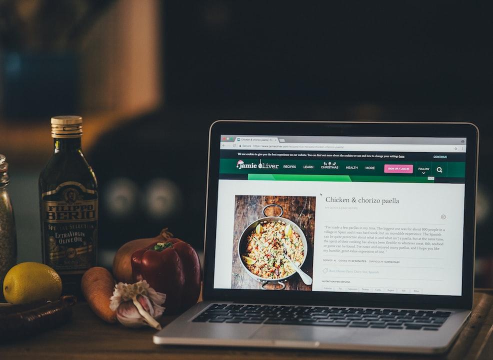 Food Recipe Site