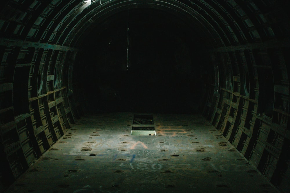 photo of tunnel