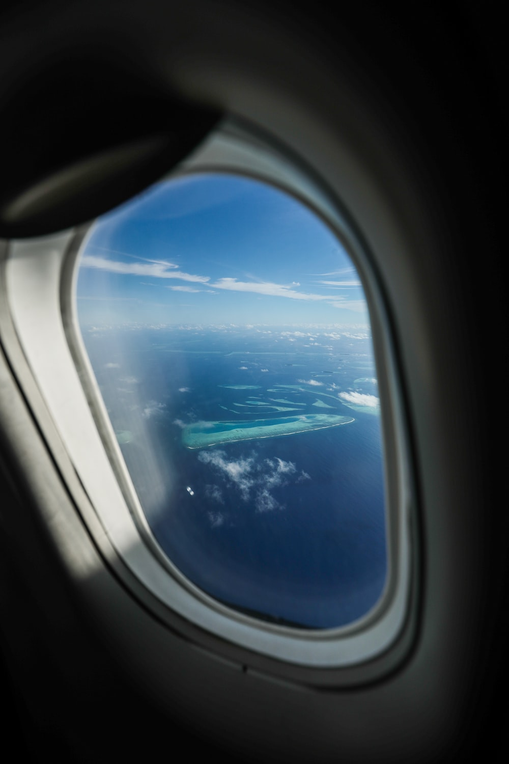 Airplane Window View Pictures