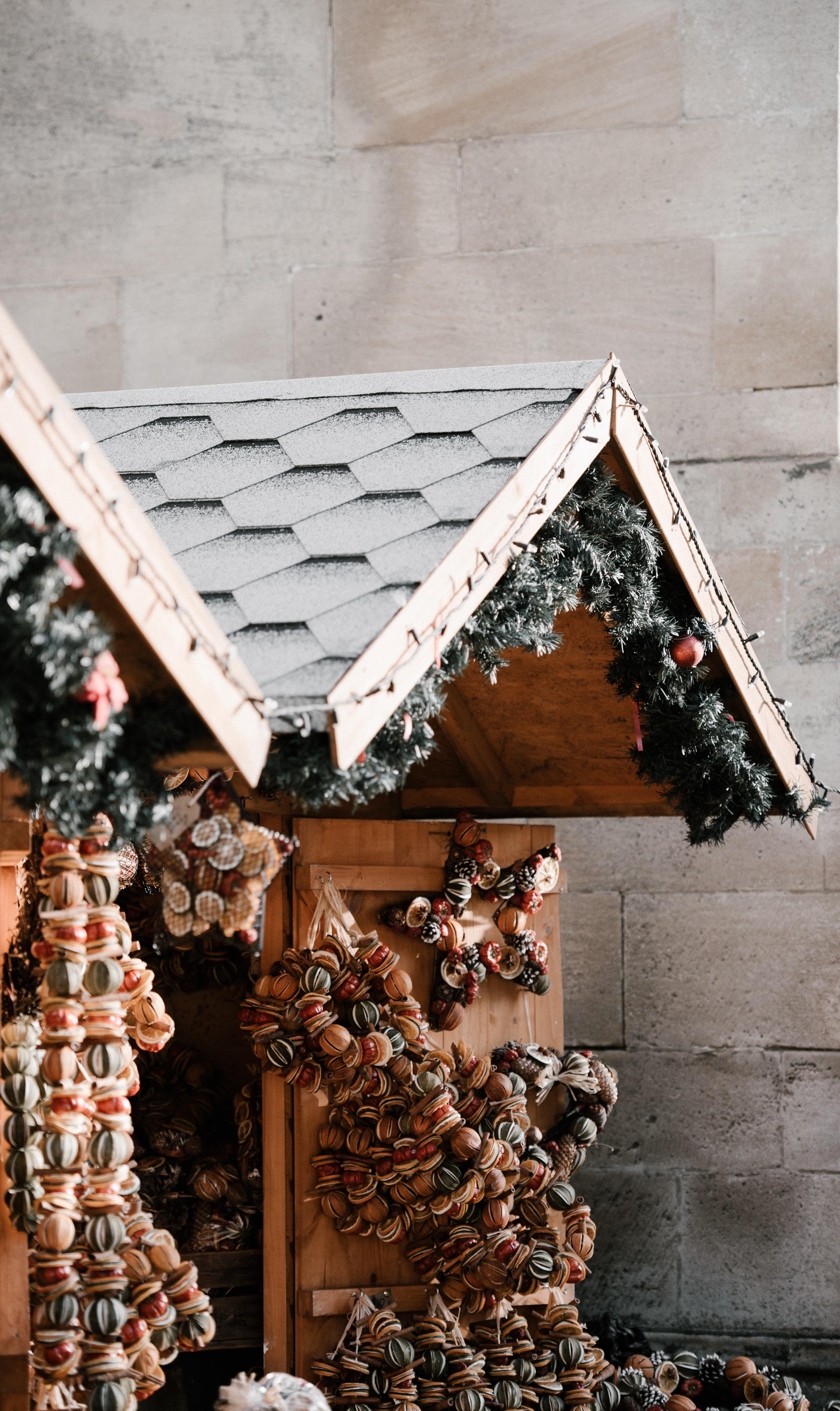 photo of Christmas tree miniature