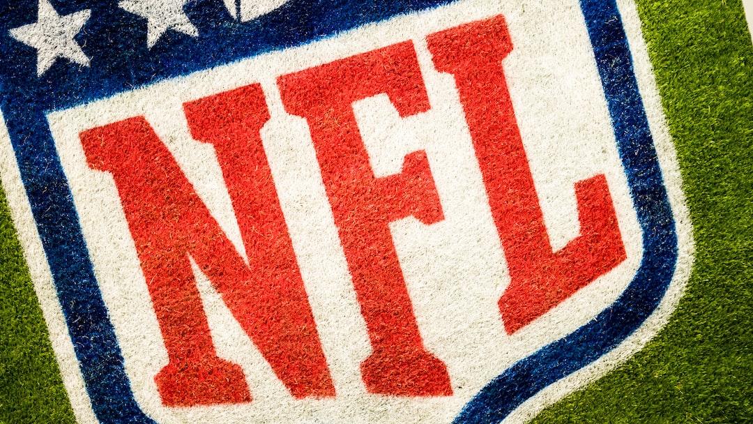 """""""NFL Grass Logo"""""""