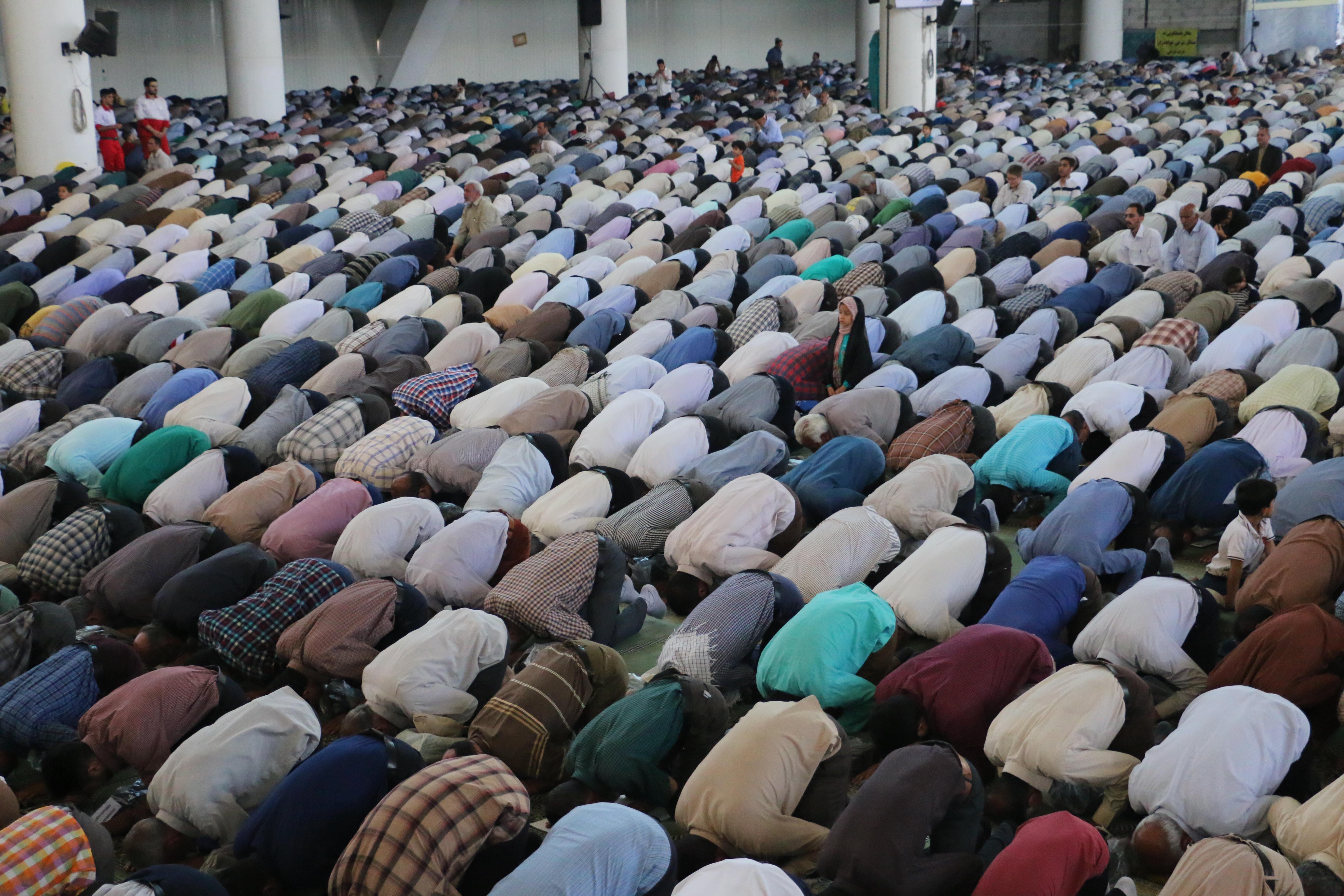 photo of people kneeling