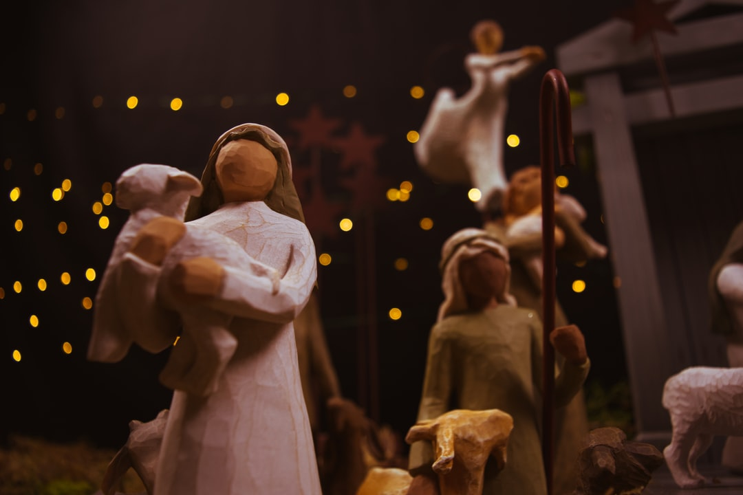 Shot this collection of Photos for our Advent Celebration at Church.