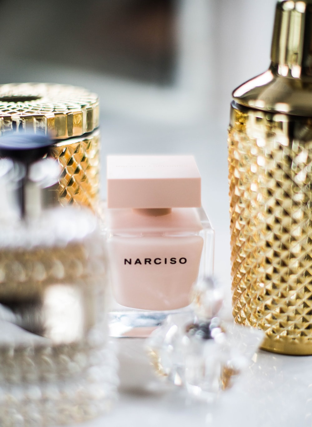 Narciso perfume bottle