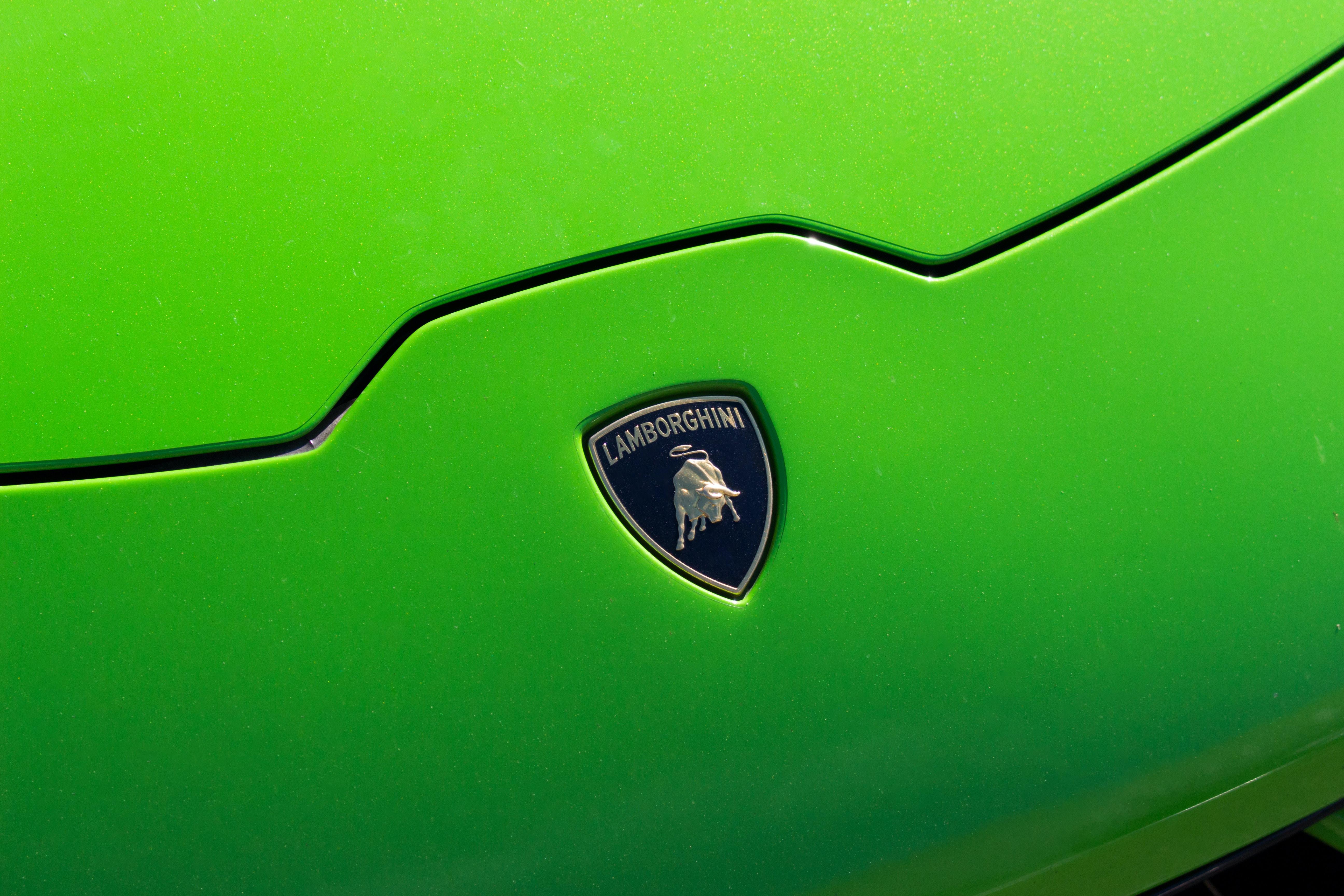 Lamborghini emblem