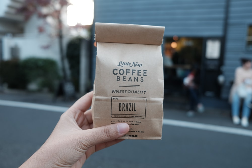 LIttle Nap coffee beans pack