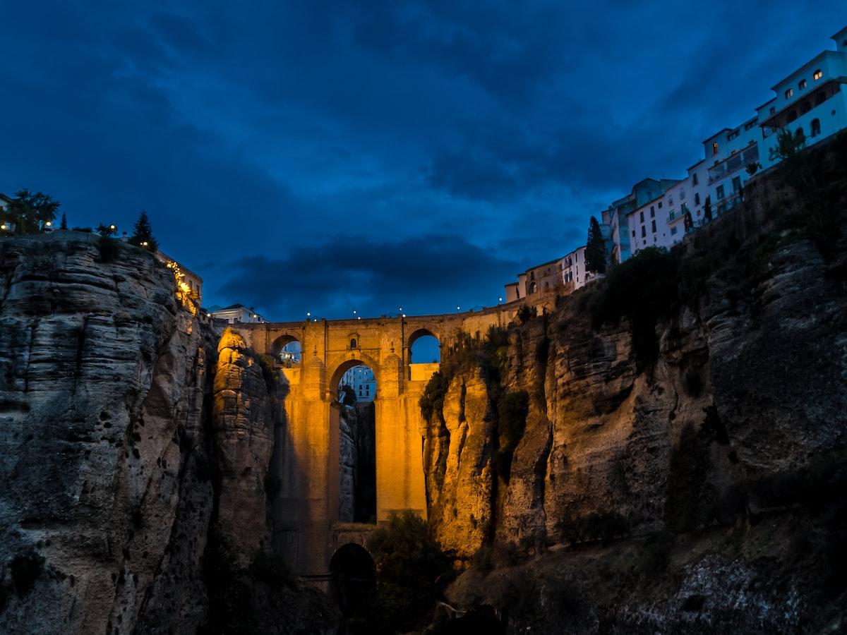 Puente Nuevo em Ronda
