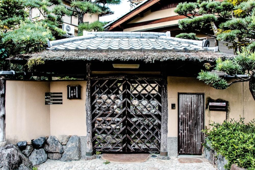 photo of house entrance