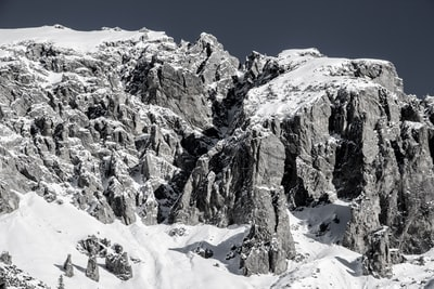 photography of mountain covered with snow liechtenstein teams background