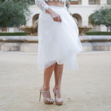 What Wearing A Tulle Skirt For A Day Taught Me About Self-Love
