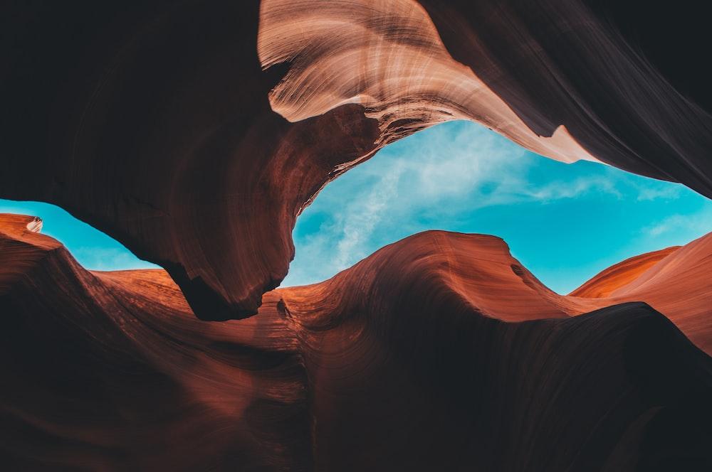 Antelope, Arizona during daytime